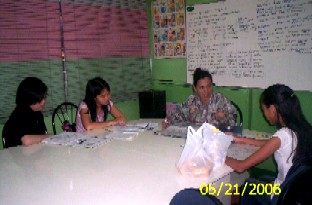 Group class in Quezon City office